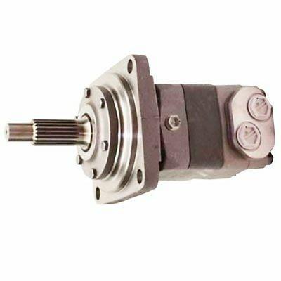 ASV RCV Reman Hydraulic Final Drive Motor